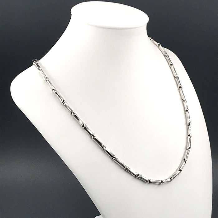 Chimento - 18 kt. White gold - Necklace