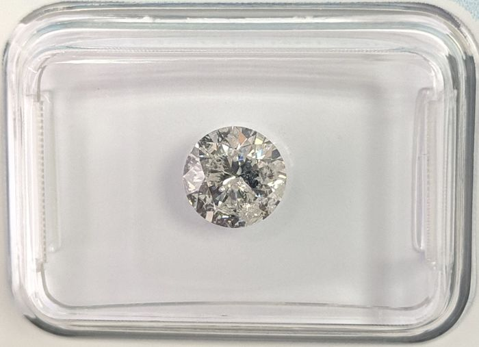 Diamant - 0.96 ct - Briljant - G - IGI Antwerp - No Reserve Price, P2