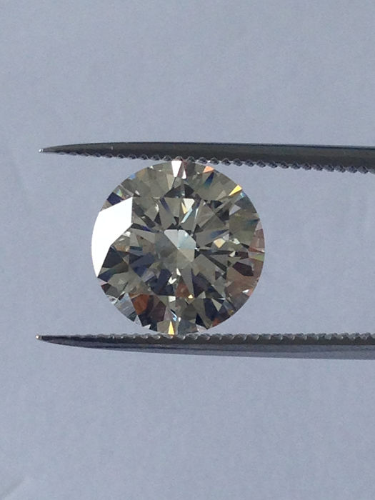 1 pcs Diamond - 2.05 ct - Brilliant - G - VS2