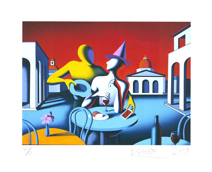 Mark Kostabi - Long Story Short