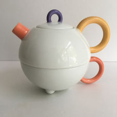 Matteo Thun - Arzberg - Teapot with cup - Tea for One