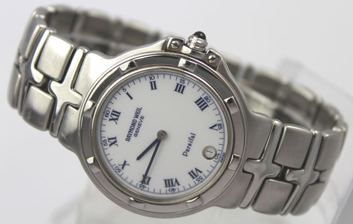 "Raymond Weil - Parsifal, ""NO RESERVE PRICE""  -  Model No 9191  - Homem - 2000-2010"
