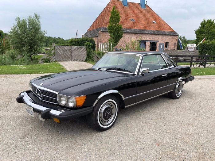 Mercedes-Benz - 450 slc - NO RESERVE - 1975