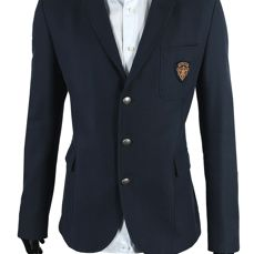 Gucci - Alcamo College Jacket - Maat: IT 52/54 Maat XL