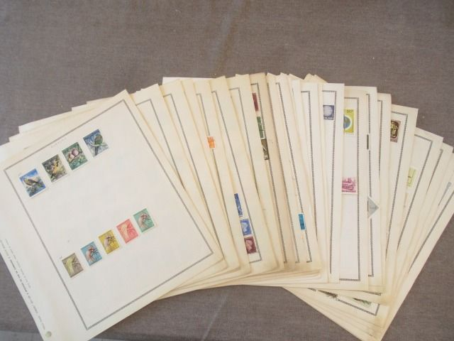 Nederland en andere landen - Advanced collection of stamps
