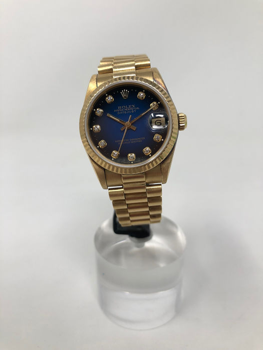 Rolex - Oyster Perpetual Datejust - Ref. 68278 - Femme - 1980-1989