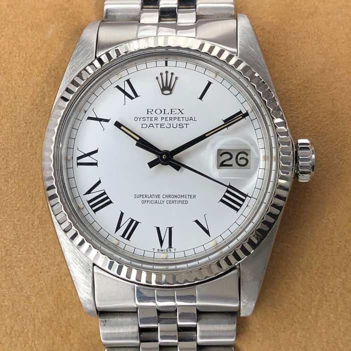 Rolex - Oyster Perpetual Datejust - 16014 - Unisex - 1970-1979