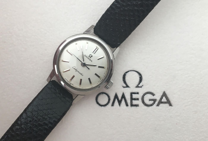 Omega - Ladymatic Self-Winding Ladies Wristwatch - Donna - 1960-1969