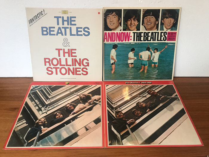 Beatles - Multiple titles - LP Album - 1964/1973