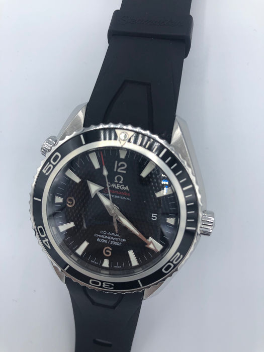 Omega - Seamaster co-axial chronometer 600m/2000ft Quantum of solace 7 - 22230462001001 - Heren - 2000-2010