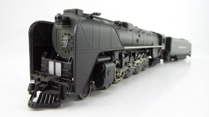 Bachmann H0 - 11305 - Steam locomotive with tender - Niagara 4-8-4 Wismoke - New York Central