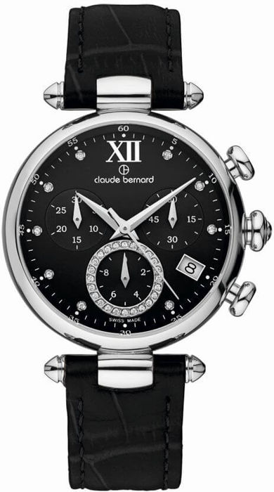Claude Bernard - Dress Code Chronograph - 10215 3 NPN1 - Women - 2011-present