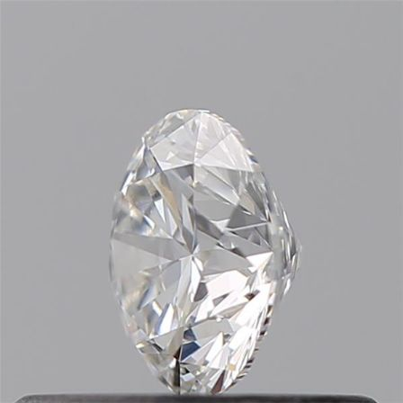 1 pcs Diamante - 0.32 ct - Redondo - E - VS2