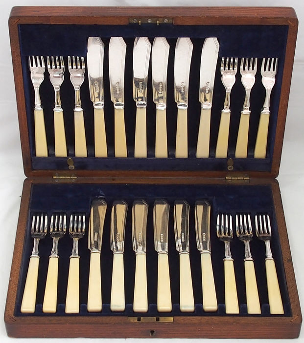 Harrods Ltd London - Cutlery (24) - Silverplate