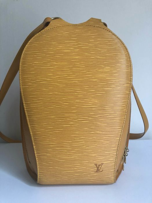 Louis Vuitton - Epi Leather Mabillon Sac à dos