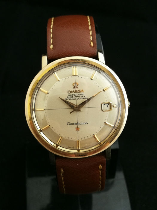 Omega - Constellation - 168.004-62 - Herren - 1980-1989