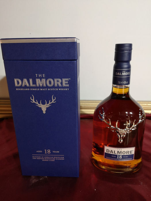 Dalmore 18 years old - Original bottling - 70cl