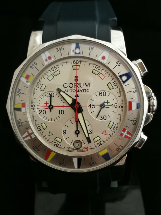 Corum - Admiral's Cup - 285.630.20 - Homme - 2000-2010