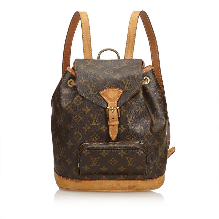Louis Vuitton - Monogram Montsouris MM Backpack