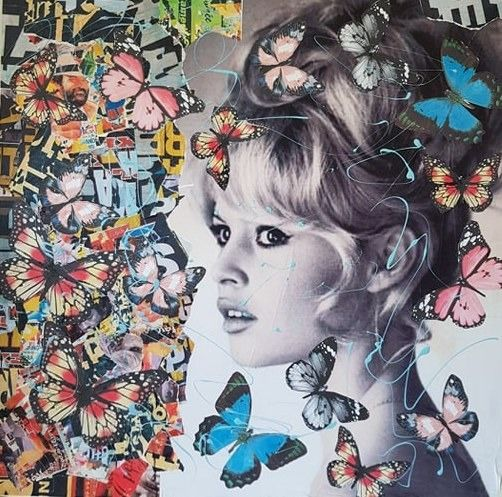 Thierry Auger - Butterfly bb