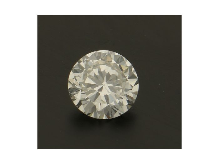 1 pcs Diamante - 1.13 ct - Brilhante - J - SI1 ***No Reserve***