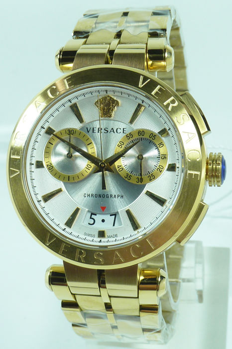Versace - AION Chronograph Mens - VE1D00419 - Heren - 2011-heden