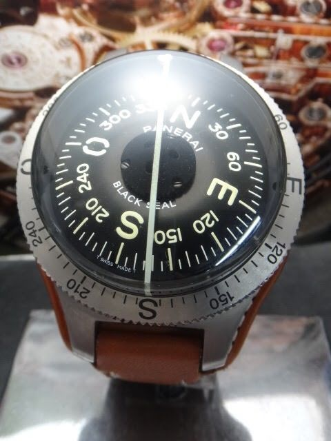Panerai - Compass Blackseal  - PAM00191 - Heren - 2000-2010