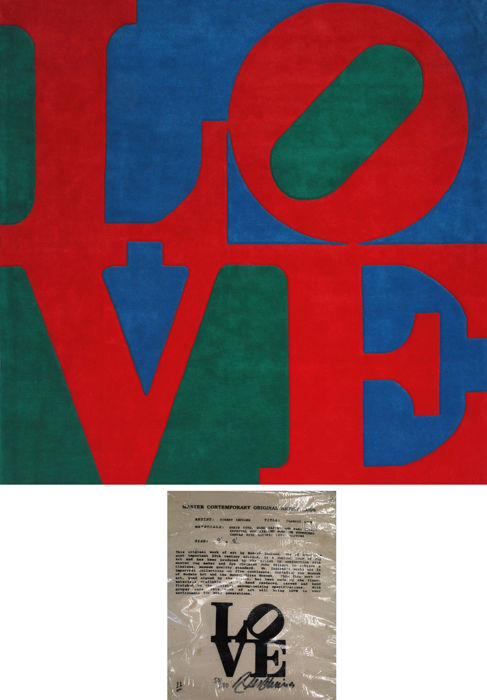 Robert Indiana - Classic LOVE