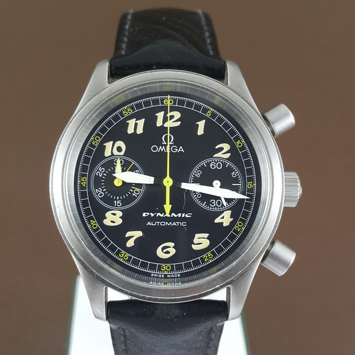 Omega - Dynamic Automatic Chronograph - 175.0310 - Hombre - 1995