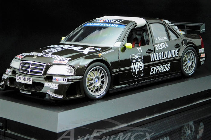 Exclusiv Cars - 1:18 - Mercedes-Benz C-Class - International Touring Car Championship, used for sale