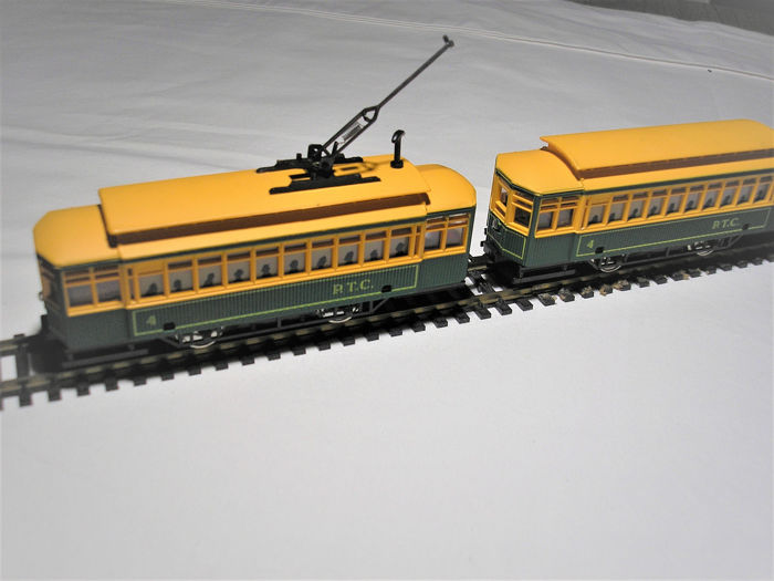 Mehano H0 - Trolley - United Transit Lines