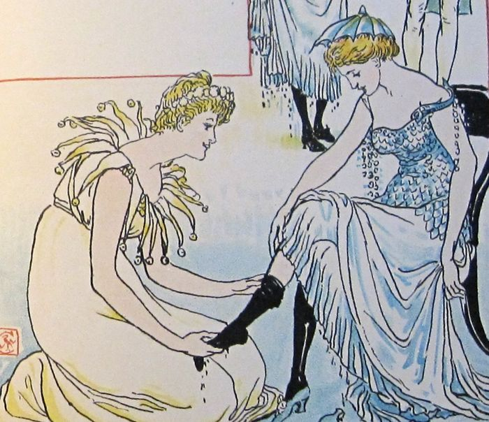 Elia/Walter Crane  - A Masque of Days. From the Last Essays of Elia - 1901