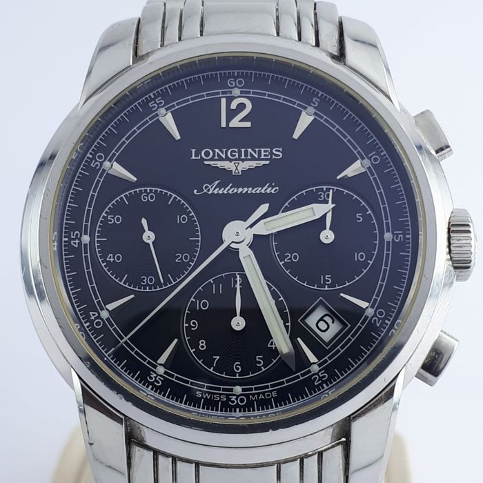 Longines - Saint-imier Automatic Chronograph - L2.752.4 - Men - 2011-present