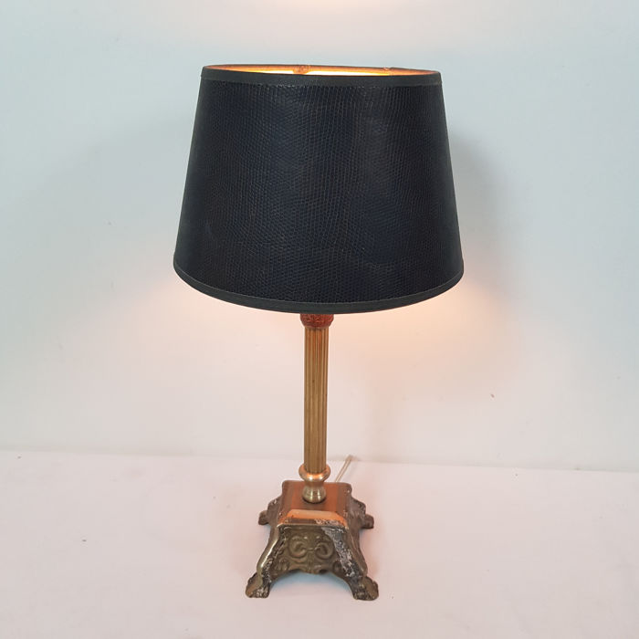 Esprit - Lampe de table - bronze / laiton