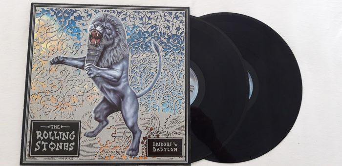 Rolling Stones - Bridges to Babylon - 2xLP Album (double album) - 1997/1997