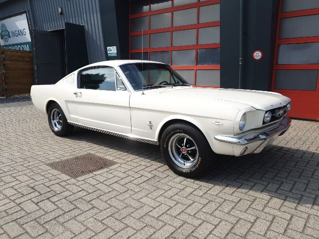 Ford USA - MUSTANG FASTBACK 289 C CODE | NO RESERVE! - 1965