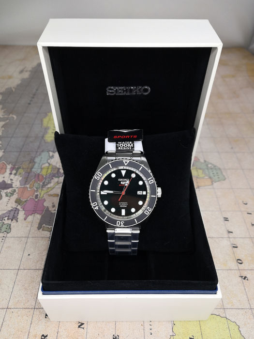 Seiko - SEIKO SRPB91K1 AUTOMATIC - 52 - Men - 2000-2010
