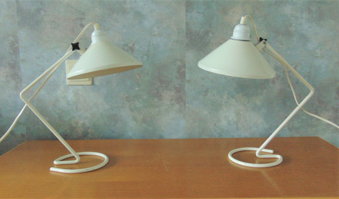 Woja - Two table lamps.