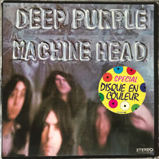 Deep Purple - Machine Head Limited promo Edition - LP 專輯 - 1978/1978
