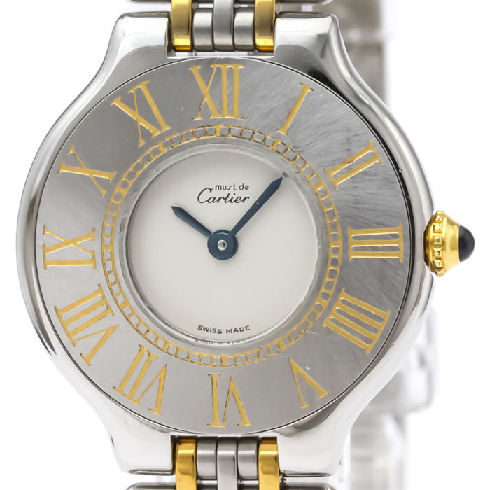 60707814fabb Cartier - Must 21 - Mujer - . - Catawiki