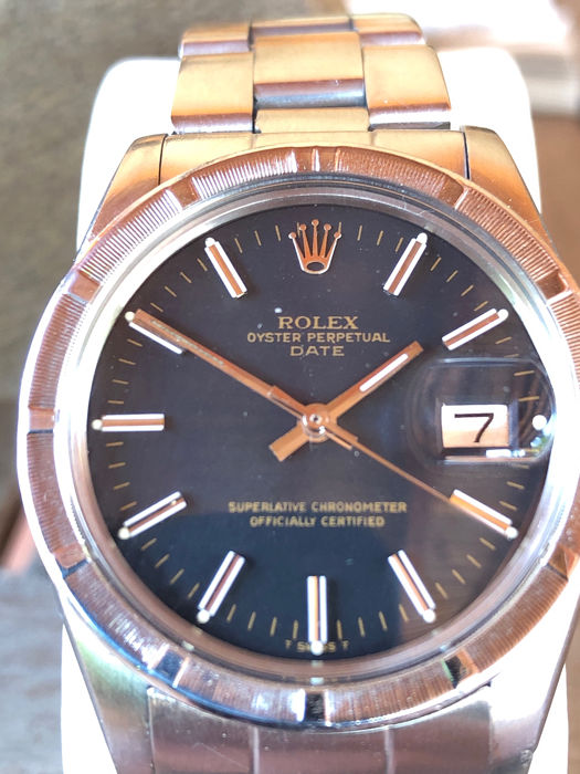 Rolex -  Oyster Perpetual Date  - 1501  - Homme - 1960-1969
