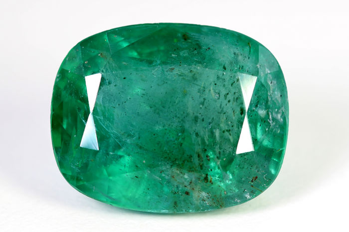 No Reserve Price - Zambia - Emerald - 12.07 ct
