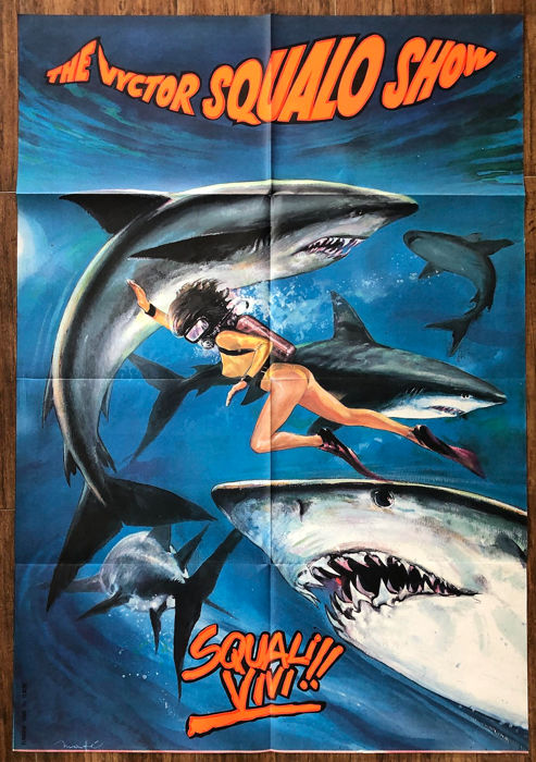 M. Ferrari - Collectibles Circus - Shark Show  - 1969 - 1960s