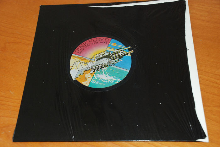 Used, Pink Floyd - Wish You Were Here - LP Album - 1975 Records / Vinyl Records & Vinyl for sale