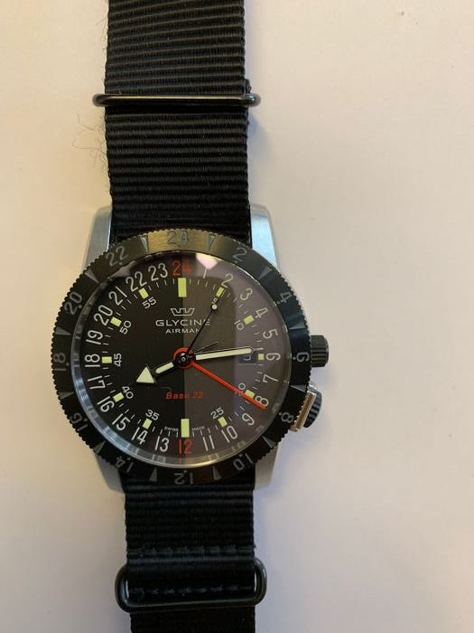Glycine - Airman B22 - 3887-309-TB9 - Men - 2011-present