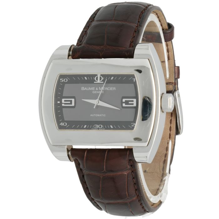 Baume & Mercier - Hampton City Automatic XL - 65402 - Uomo - 2000-2010
