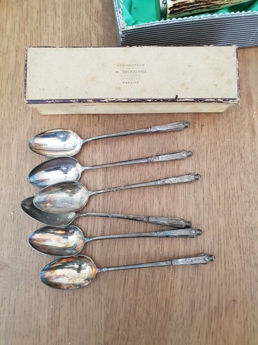 various - silver plated