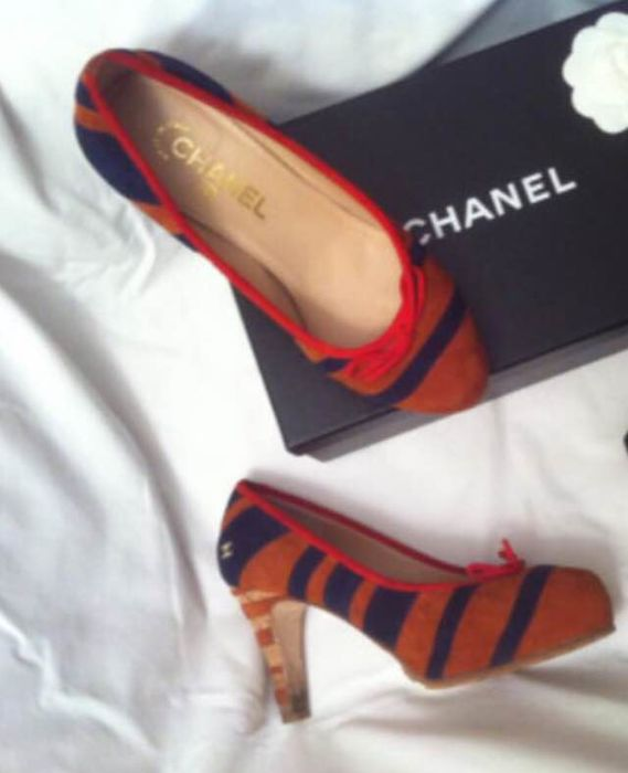 Chanel Pumps - Size: FR 37.5