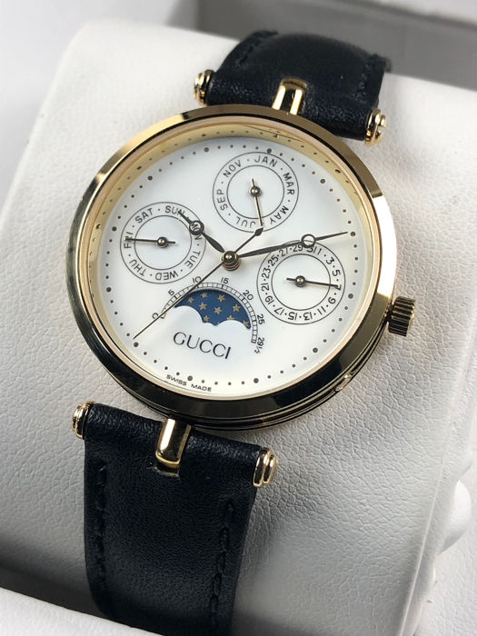 Gucci - Moonphase Multi Function - 2100 SD - Women - 2000-2010
