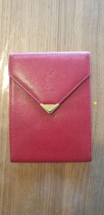 Yves Saint Laurent - portefeuille Wallet